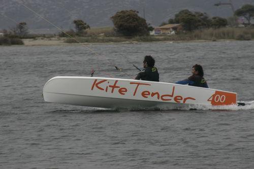 Kite-Jolle / zweihändig / Regatta KITETENDER 400 Kite Tender