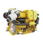 Motor für Berufsboot / Innenbord / für Antrieb / Diesel
