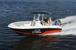 Außenbord-Konsolenboot / Mittelkonsole / max. 8 Personen / T-Top
