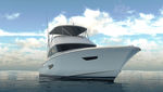 Express Cruiser / Innenborder / zweimotorig / Flybridge / Sportfischer