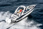 Außenbord-Runabout / zweimotorig / Doppelkonsole / Bowrider