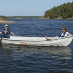 Offenes Boot / Außenbord / Elektro-Solar / max. 4 Personen