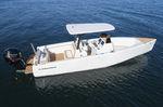 Außenbord-Konsolenboot / Mittelkonsole / Sportfischer / max. 12 Personen