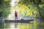 Jon-Boat / Außenbord / Sportfischer / Aluminium / max. 3 Personen Topper 1542 Fisher