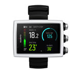Armbanduhr-Tauchcomputer / Luft / Nitrox / mit Armband Kompass
