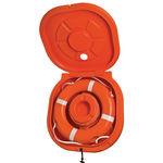 Staukiste / für Boote / Rettungsring