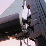 Antrieb für den Baum / Rollreffanlage / Furler / für Hydrauliksysteme