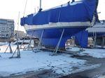 Gestell für Boote / feststehend