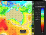 Navigationssoftware / für Schiffe / für iPhone®