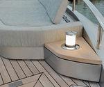 Lampe für Innenbereich / für Boote / LED / schraubengesicherte Mittel
