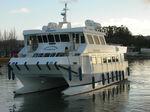 Katamaran-Passagierboot / Innenborder