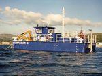 Umweltschutz-Boot