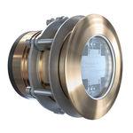Unterwasserbeleuchtung zur Anwendung auf Booten / für Yachten / LED / bündig