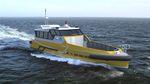 Offshore-Hafenboot / Aluminium