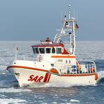 Such- und Rettungsboot / Innenborder / selbstaufrichtend