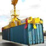 Spreader für Container / für mobilen Hafenkran / Twin-Lift / teleskopisch