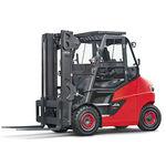 Gabelstapler für Terminals / RoRo E 60-80/900 LINDE Heavy Truck Division
