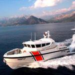 Patrouillenboot / Innenborder / Aluminium