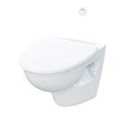 WC für Frachtschiffe / Vakuum / wandmontiert Optima 3 EVAC