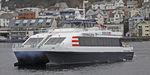 Katamaran-Passagierboot