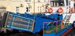 Umweltschutz-Boot / Katamaran / Innenborder