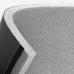 Platte zur Schalldämmung / aus Polyurethanschaum