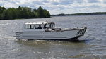 Taxiboot / Außenbord / Aluminium