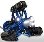 Unterwasser-ROV / für Pipeline-Inspektion VT100 Vertical Crawler™ Inuktun Europe