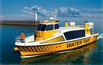 Innenborder-Passagierboot