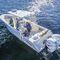 Außenbord-Konsolenboot / zweimotorig / Sportfischer / T-Top 334 CC Mako Marine