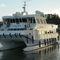 Katamaran-Passagierboot / InnenborderCAROU 60Astilleros Carou