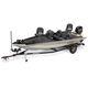 Bass-Boat / Außenbord / Seitenkonsole / Sportfischer / Aluminium