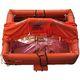 Rettungsinsel für Schiffe / ISO 9650-1 / ISO 9650-2 / aufblasbar