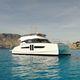 Express Cruiser / Katamaran / Innenborder / Flybridge / 2 Kabinen
