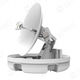 VSAT-Antenne / Ka-Band / für Schiffe / Radom