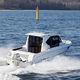 Cabin-Cruiser / Außenbord / Hard-top / mit Ruderhaus / Sportfischer