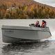 elektrisches Konsolenboot / Außenbord / Mittelkonsole / max. 13 Personen