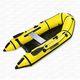 Außenbord-Schlauchboot / Festrumpf / Fischerei / max. 3 Personen
