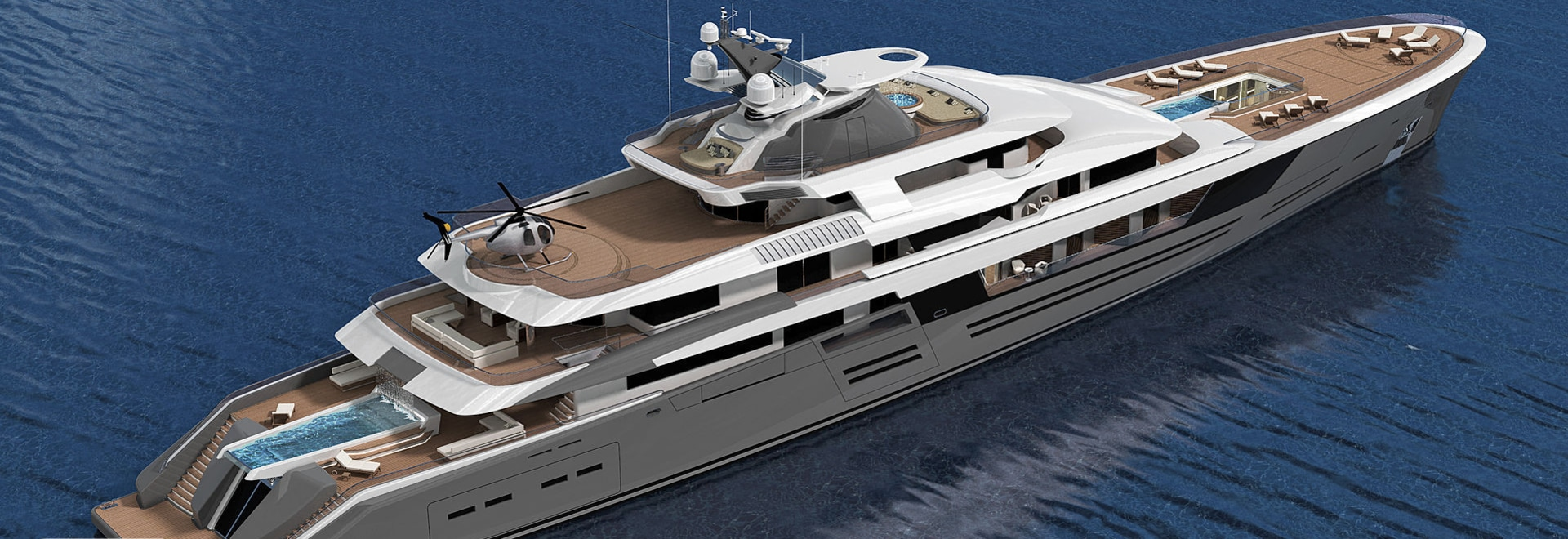 Nobiskrug's 90m Superyachtkonzept Legato
