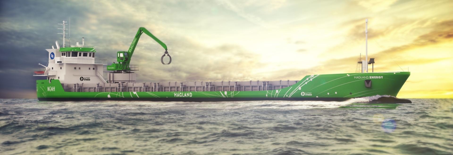Wärtsilä Carry Out Worlds zum 1. hybriden Umbau-kurz Seeschiff