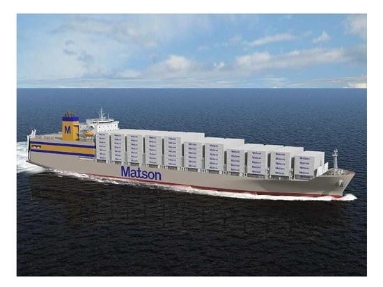 NASSCO, zum von LNG-bereiten ConRo-Schiffen für Matson zu errichten