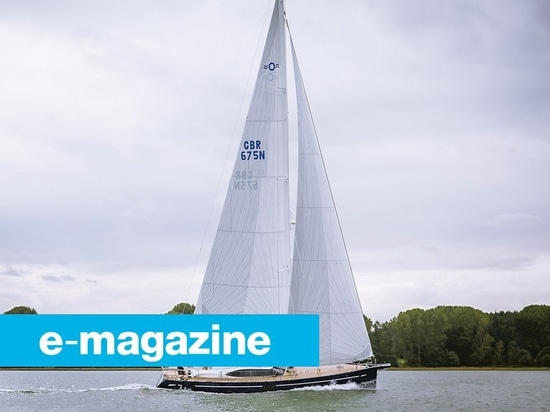 Finden eines Raumes 70-Foot-Long im Yacht-Markt