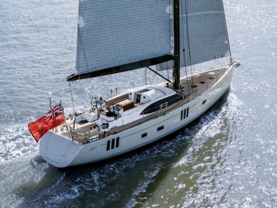 Auster 745, Höflichkeit von Austern-Yachten