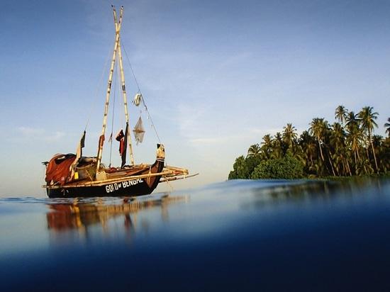 Tara Tari und Gold von Bengal, jube Fasersegelboote (Höflichkeit des Goldes von Bengal)