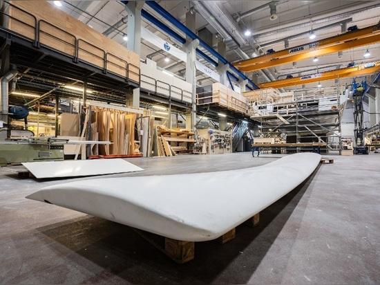 Ein näherer Blick bei Ostsee Folie-unterstützter 'Canova'