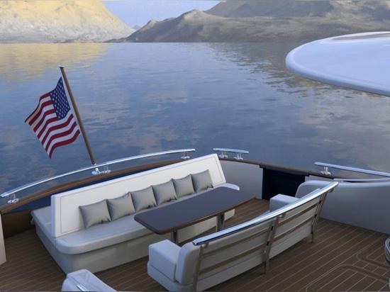 Zeelander deckt weitere Einzelheiten über Yacht des Flaggschiffs Z72 auf