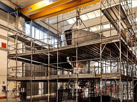 CCN gibt Bauaktualisierung auf superyacht 37m DOM 123