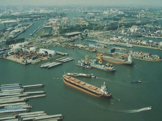 AquaDrones an den Rotterdam-Welthafen-Tagen 2016