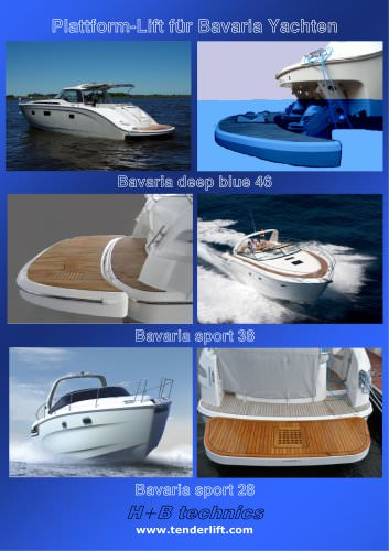 Bavaria deep blue 46- sport 28