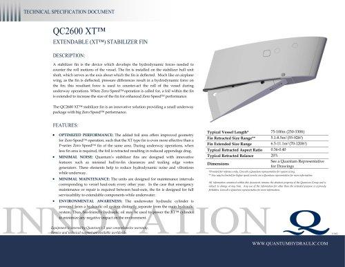 QC2600 XT™